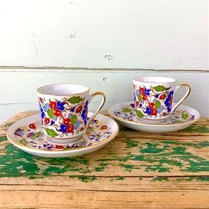 Gural Porselen | Porcelain Demitasse Espresso Cups